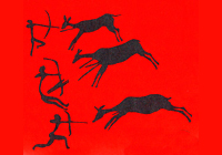 cave paintings from Lascaux, France